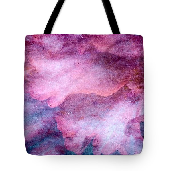 Memories Of Petals Tote Bag
