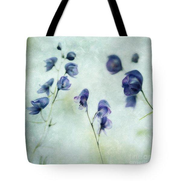 Memories Of Spring Tote Bag by Priska Wettstein
