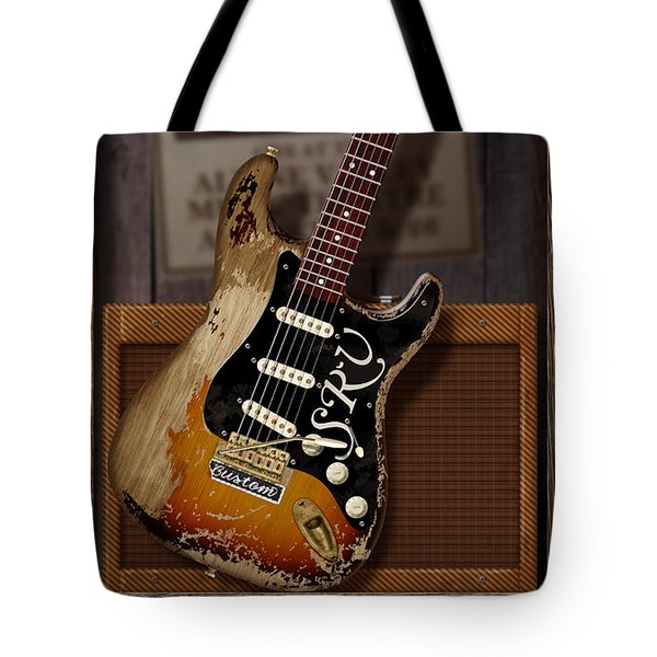 Memories Of Stevie Tote Bag