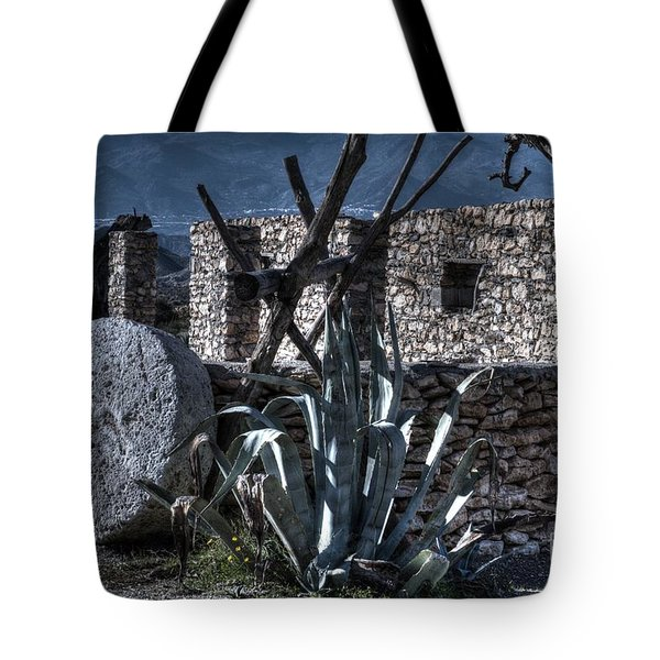 Memories Of The Past Tote Bag by Heiko Koehrer-Wagner