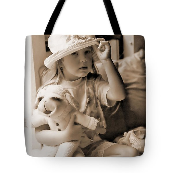 Memories Out Of Time Tote Bag