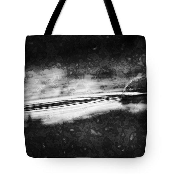 Memory Fade Tote Bag by Matthew Blum