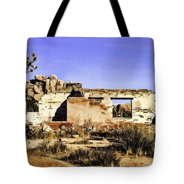 Tote Bag featuring the painting Memory by Muhie Kanawati