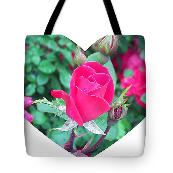 Memory Of A Mother's Love  Tote Bag
