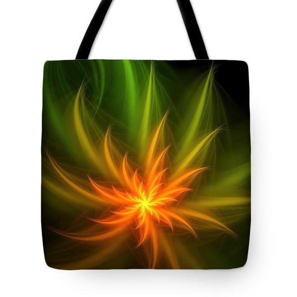 Memory Of Spring Tote Bag