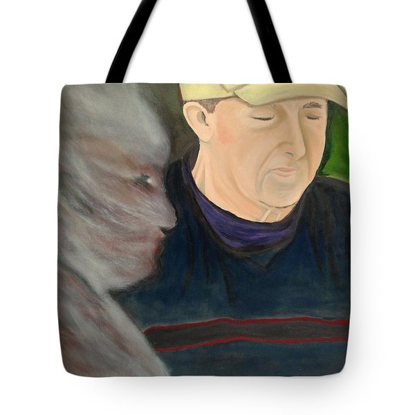 Memory's Widow Tote Bag