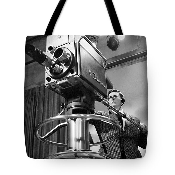 Memphis Television - 1956 Style Tote Bag