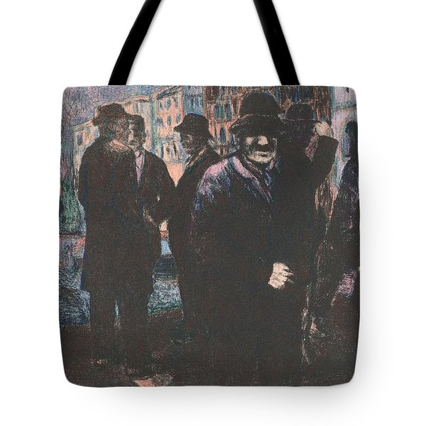 Men Tote Bag by Kendall Kessler