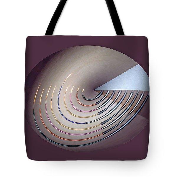 Menorah Series 9a Tote Bag