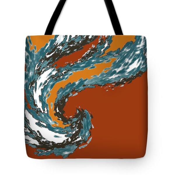 Mental Momentum Tote Bag