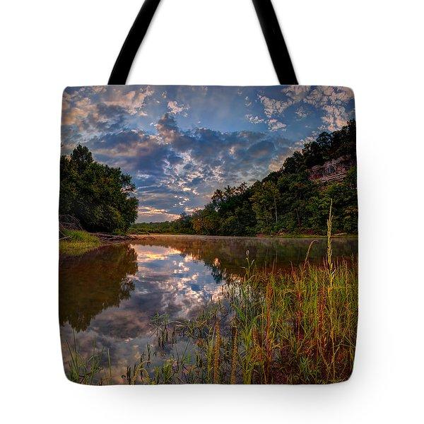Meramec River  Tote Bag