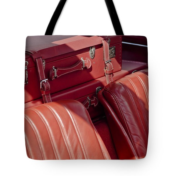 Mercedes benz 300 sl gullwing 1956 suitcase photograph by for Mercedes benz purse