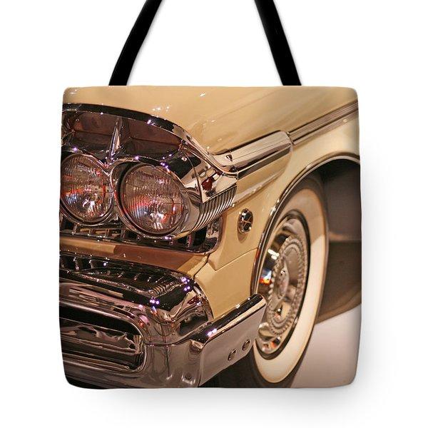 Mercury Shines Tote Bag