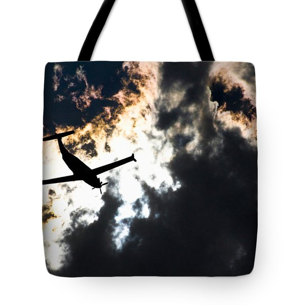 Mercy One Tote Bag by Paul Job