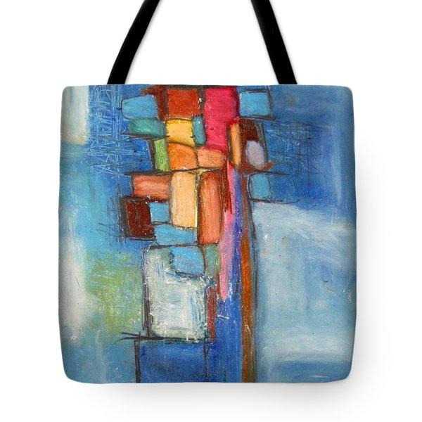 Merge Tote Bag by Venus