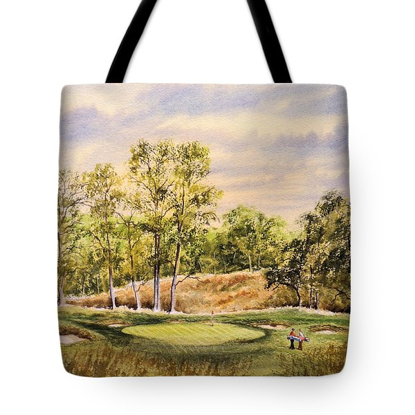 Merion Golf Club Tote Bag