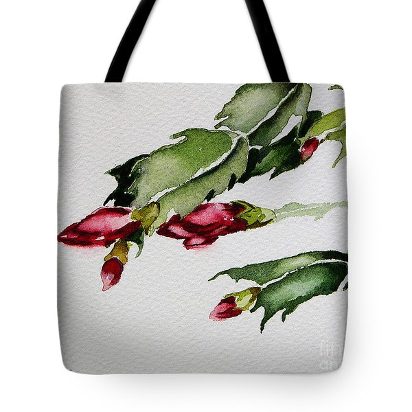 Merry Christmas Cactus 2013 Tote Bag