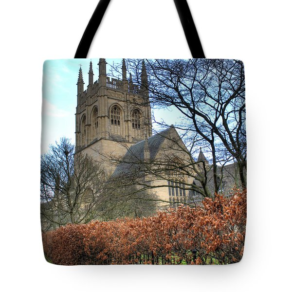 Merton College Chapel Tote Bag