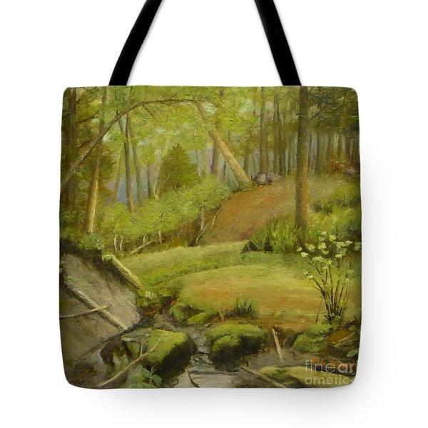 Merville Bc  Tote Bag