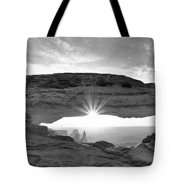 Mesa Arch Sunburst - Canyonlands National Park Moab Utah Tote Bag