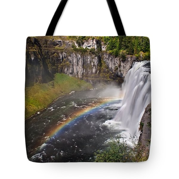Mesa Falls Tote Bag by Robert Bales
