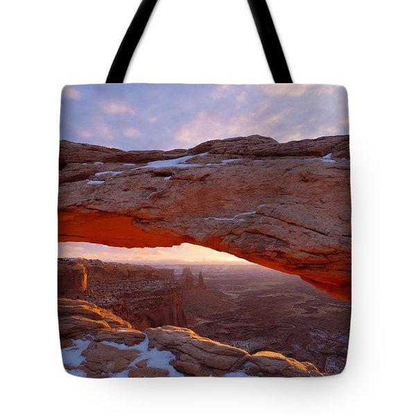 Mesa Glow Tote Bag
