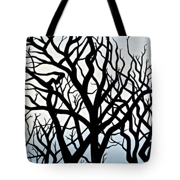 Mesa Verde Tote Bag by Christine Belt