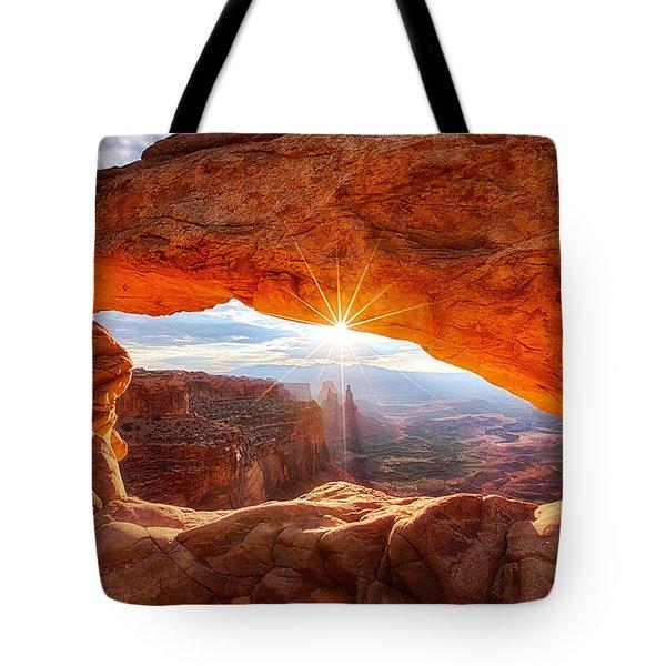 Mesa's Sunrise Tote Bag