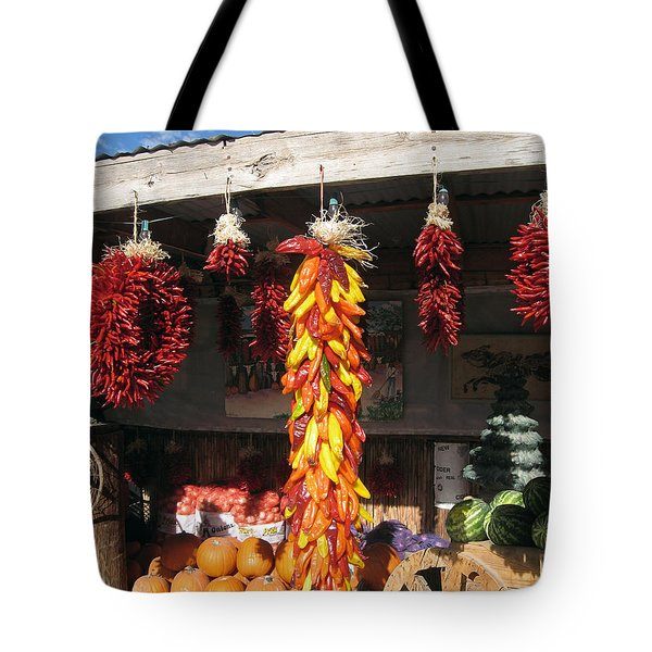 Mesilla Valley Harvest Tote Bag