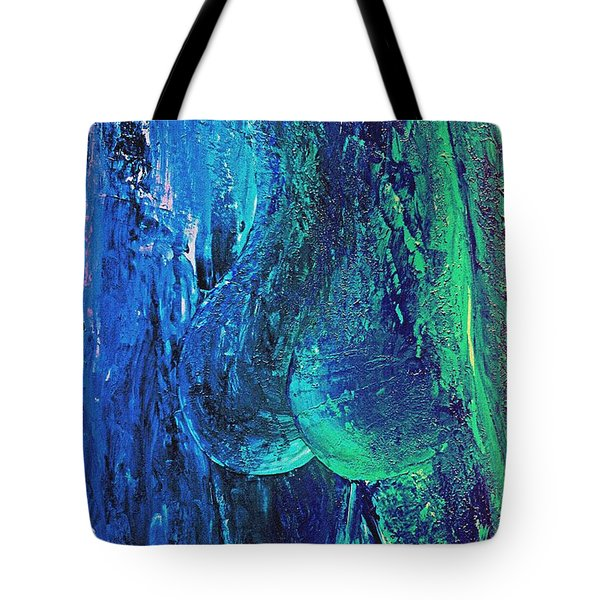 Mesmerized Nature 1 Tote Bag