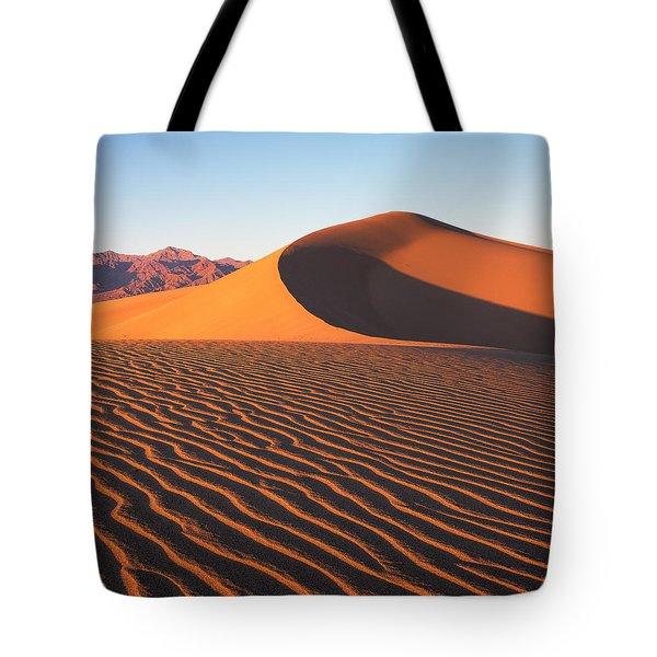 Mesquite Dunes 1-sq Tote Bag