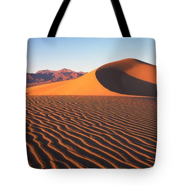 Mesquite Dunes 1 Tote Bag