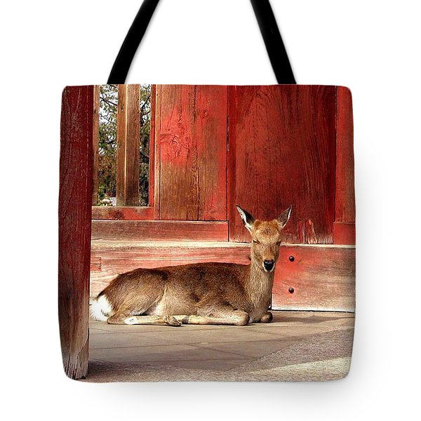 Messenger Of The Gods Tote Bag