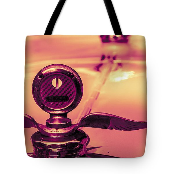 Messko Thermometer Tote Bag