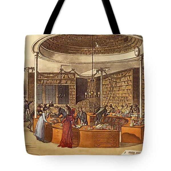 Messrs Lackington Allen And Co., 1809 Tote Bag