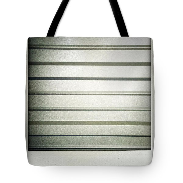 Metal Texture Tote Bag by Les Cunliffe