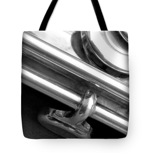 Tote Bag featuring the photograph Metallic  by Lisa Phillips