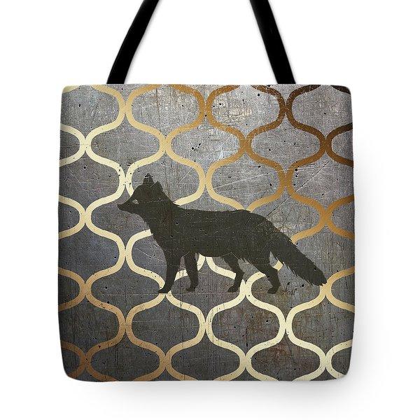 Metallic Nature IIi Tote Bag