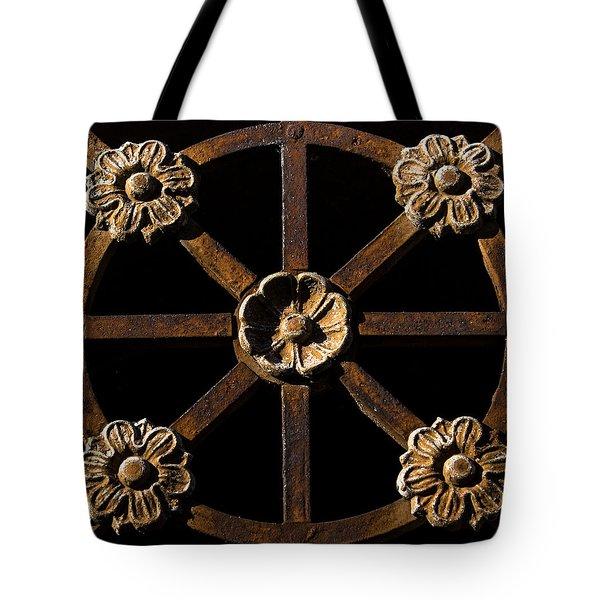 Metalworks Tote Bag by John Daly