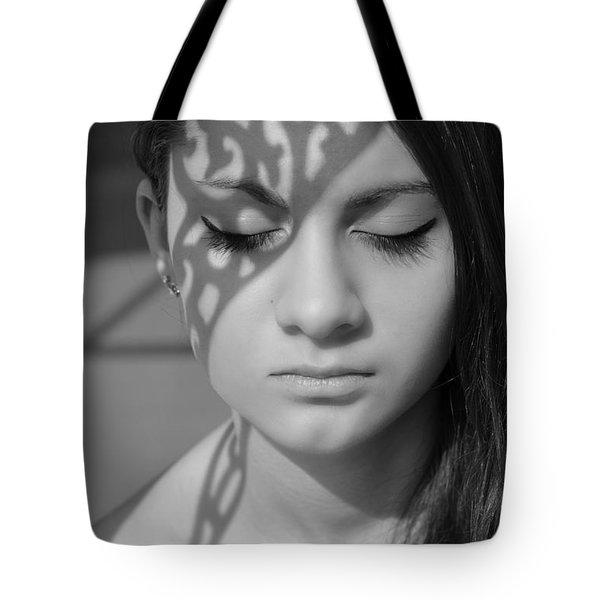 Metamorphosis Tote Bag by Laura Fasulo