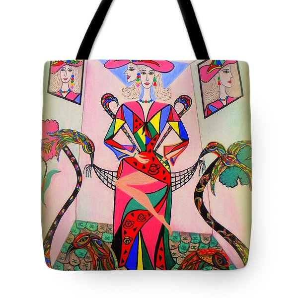 Eleonore Sweet 16th Tote Bag