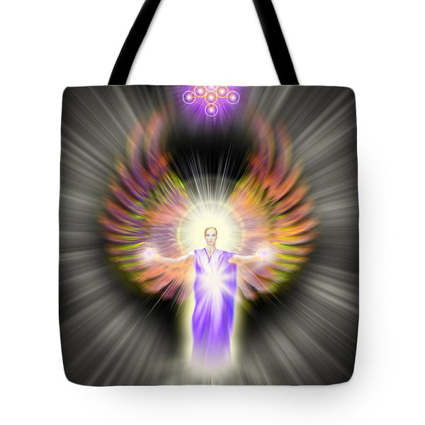 Metatron Tote Bag