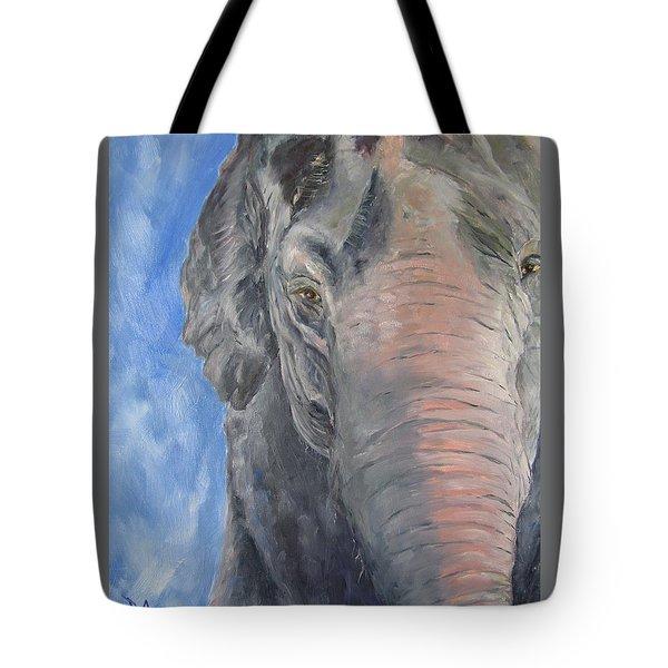 The Elder, Methai An Elephant Tote Bag