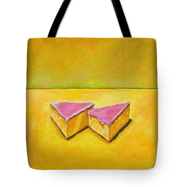 Mexican Pink Cake Tote Bag