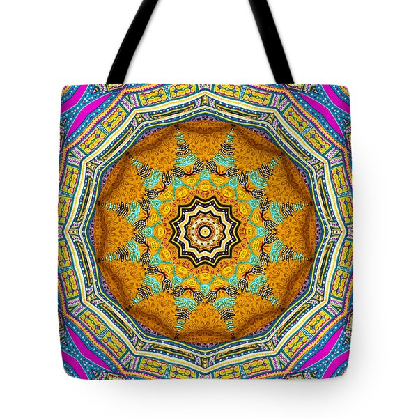 Colors Of Mexico 3 Tote Bag