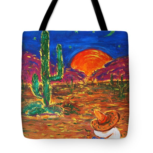 Mexico Impression IIi Tote Bag