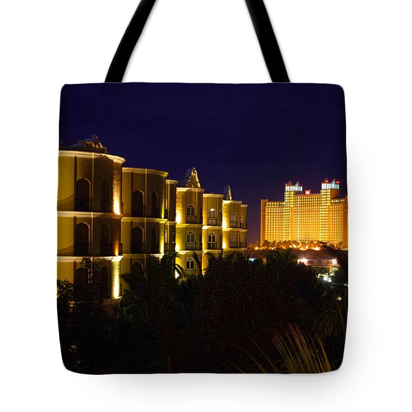 Mexico Nights Tote Bag