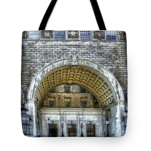 Mi5 Offices  London Tote Bag