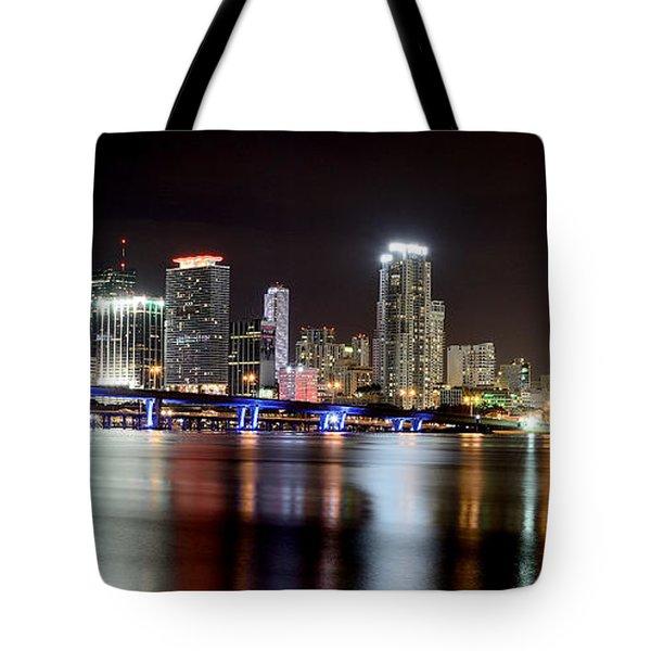Miami - Florida  Tote Bag