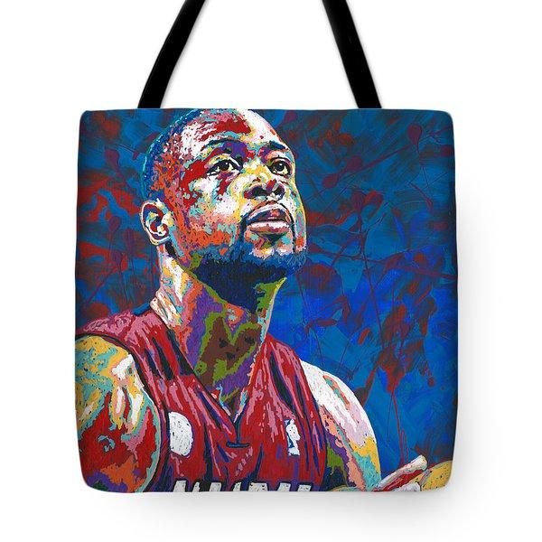 Miami Wade Tote Bag by Maria Arango